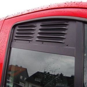 airvent ford transit cab window inserts