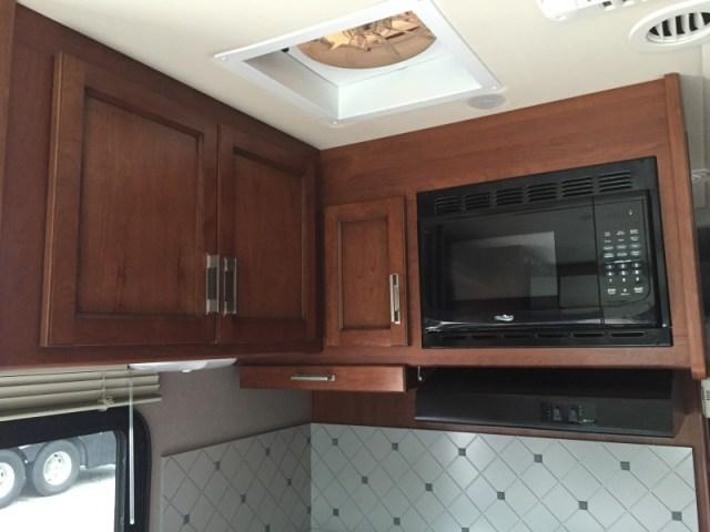 Trek RV microwave
