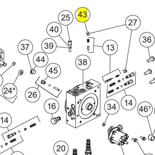 E58h Meyer Snow Plow Wiring Diagram Bobcat 763 Hydraulic