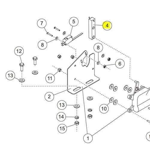 Ice Breaker Electric Throttle Parts Briggs & Stratton