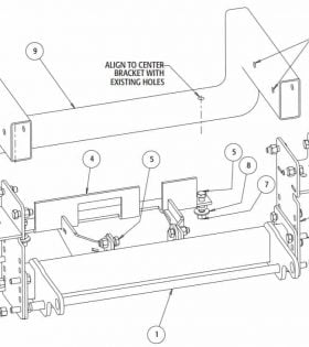 Meyer E 47 Plow Wiring Diagram Meyer Home Plow Parts