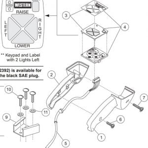 Chevy Western Ultramount Plow Wiring Diagram