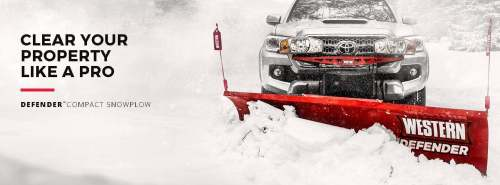 small resolution of western defender snow plow personal residential plow