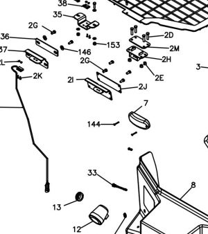 Boss VBX Hopper Spreader Wiring And Motor Control Parts