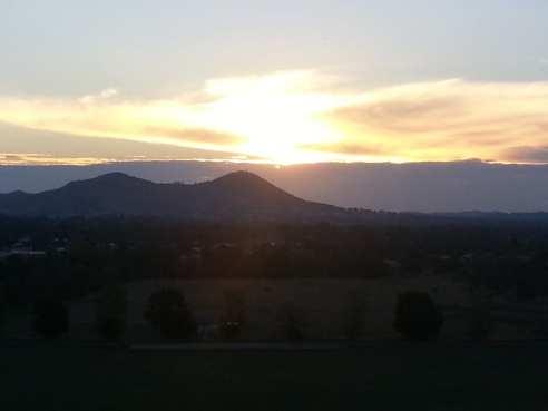 AlliWalker.Sunset