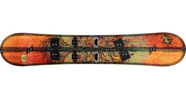 Modern day Voile Artisian split board
