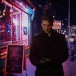 Tom Cruise about to discover Maid's Day Off in Kubrick's Eyes Wide Shut