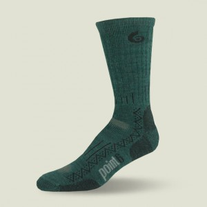 Point6 Hiking Tech Medium Crew Socks
