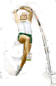 Leslie Brost, Vaulting With Style