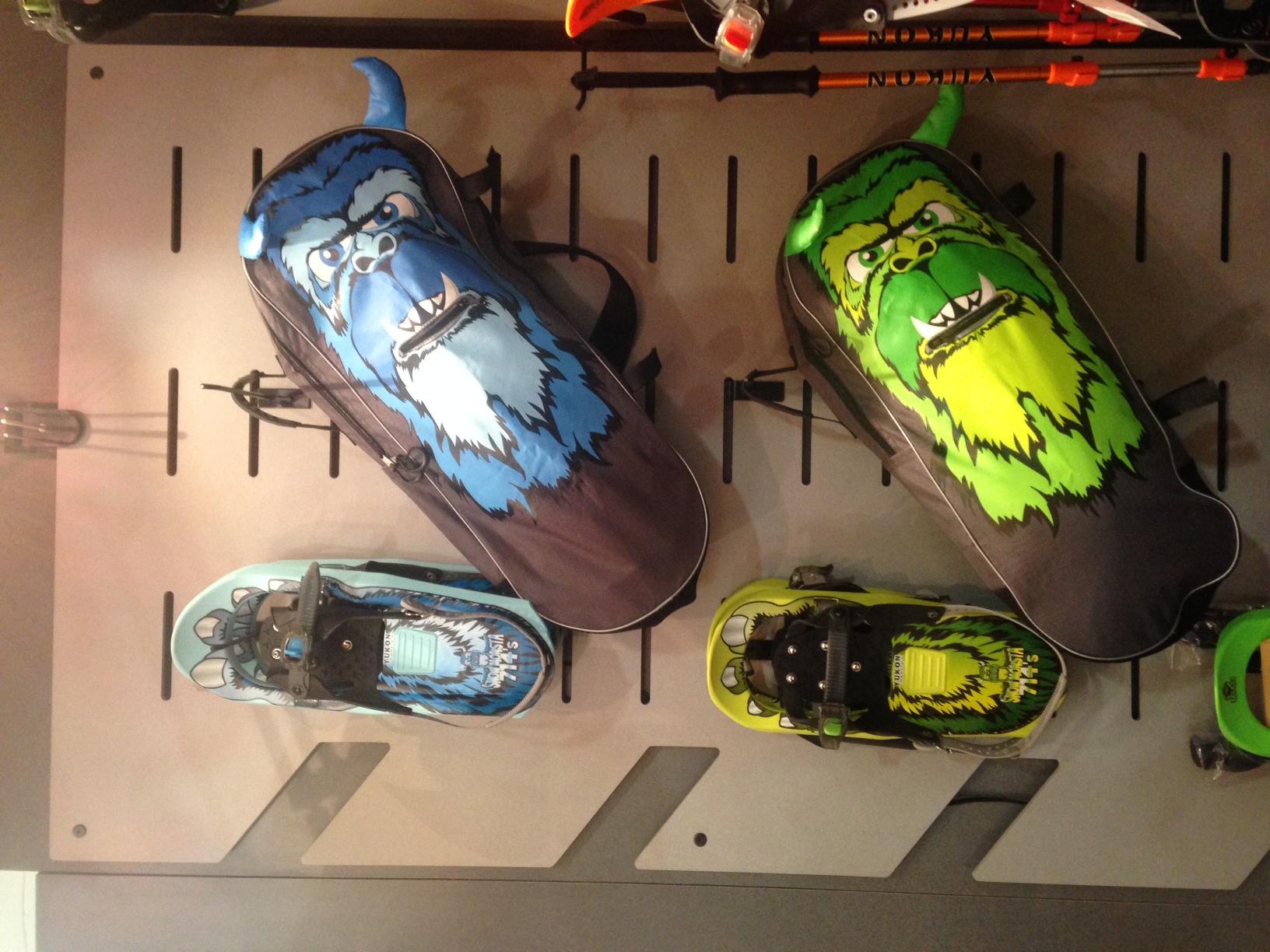 Part 1 - Outdoor Retailer: Sneak Peek at 2014/2015 Snowshoes