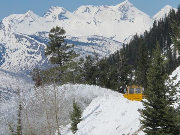 glacier plow