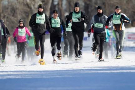 snowshoe startline3