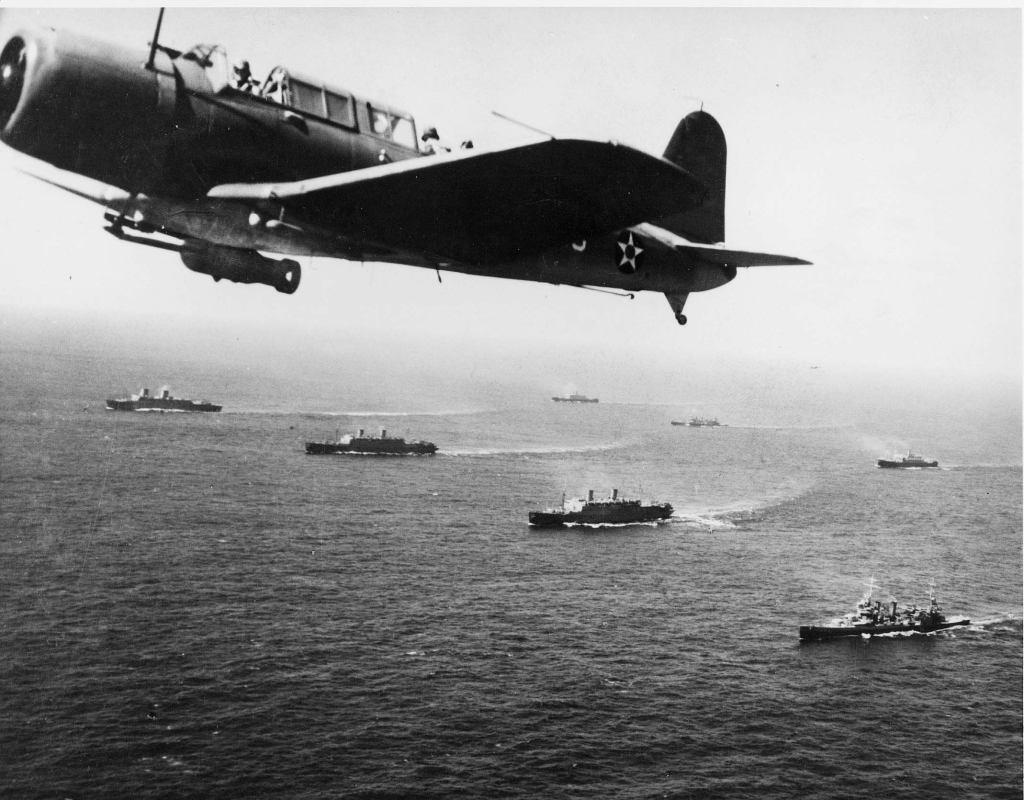 Wolfpack: naval tactics convoy