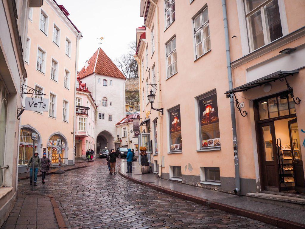 Exploring Tallinn. Estonia: One Epic Medieval Experience