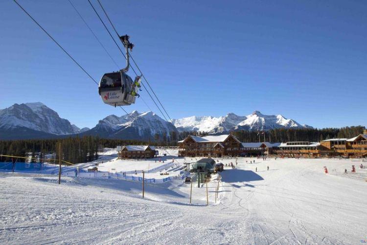 Lake Louise Ski Holidays