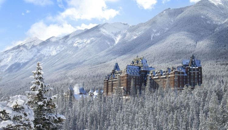 Luxury Hotel in Banff, Alberta