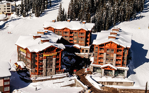 Big White Ski-in/Ski-out Accommodation