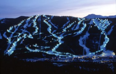 Night Skiing at Keystone Resort