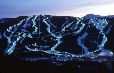 Night Skiing at Keystone Resort