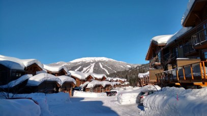 Sun Peaks Ski Holidays