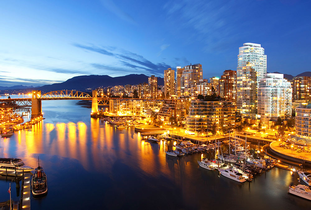 Vancouver City Stopover