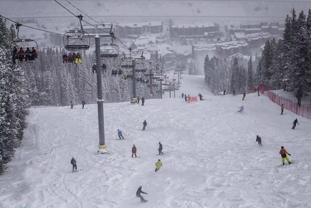 Copper Mountain Ski Holidays