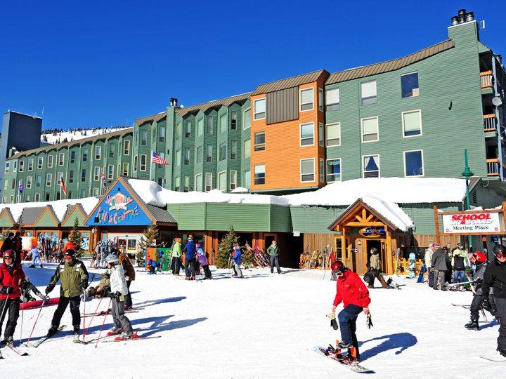 Big White Ski Holidays