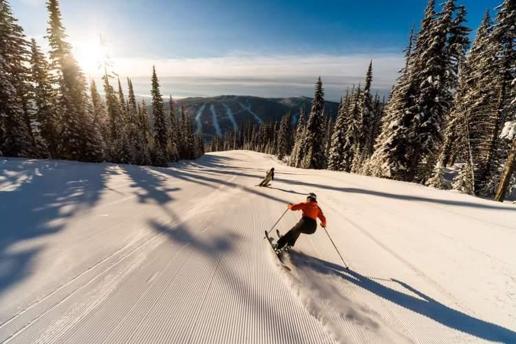 Ski Holidays to Sun Peaks