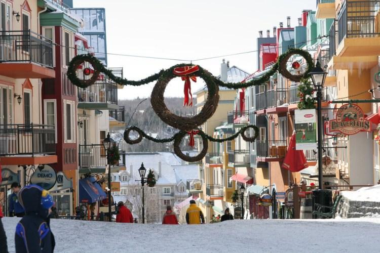 Ski Holidays to Tremblant
