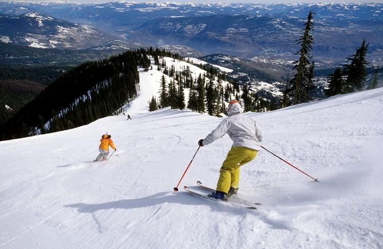 Ski Holidays to Red Resort