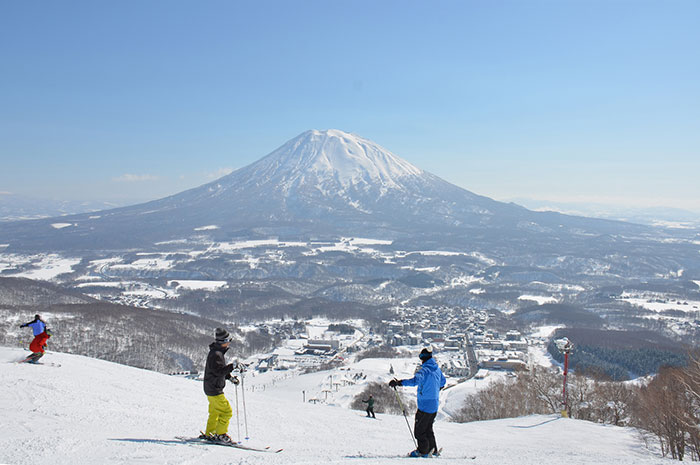Ski Holidays to Japan