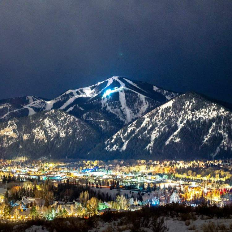 Ski Holidays to Sun Valley