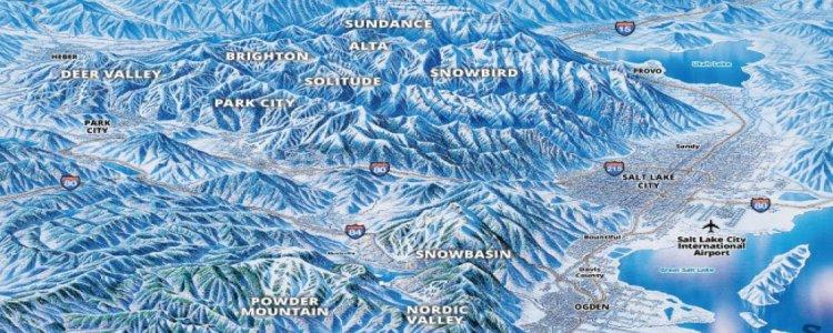 Ski Holidays in Utah