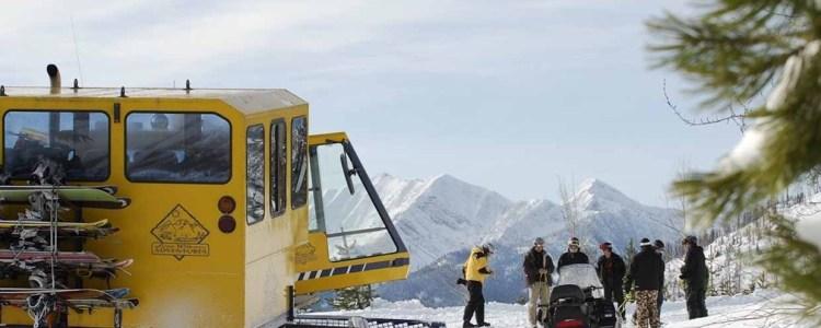 Ski Holidays to Fernie