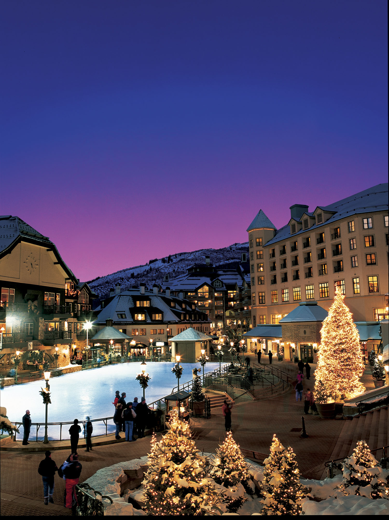 Beaver Creek Ski Holidays