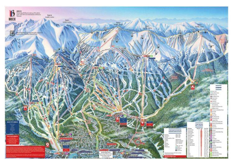 Breckenridge Ski Holidays