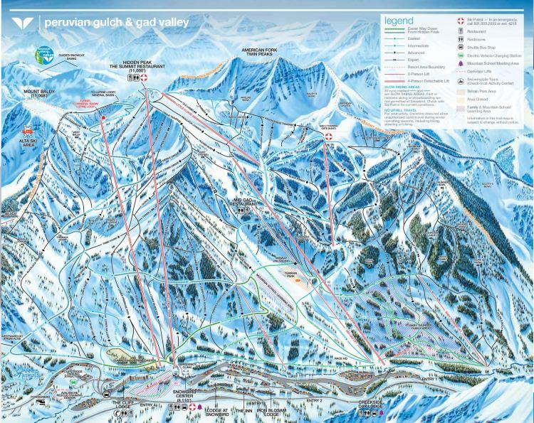Snowbird Ski Holidays