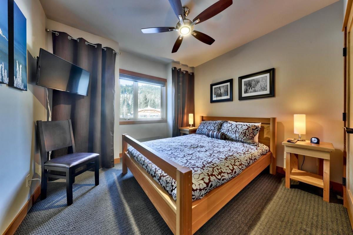 Kookaburra Lodge, Sun Peaks, 1 bed condo
