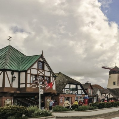 Solvang California a must see
