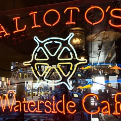 Aliotos review: Fisherman's Wharf, San Francisco
