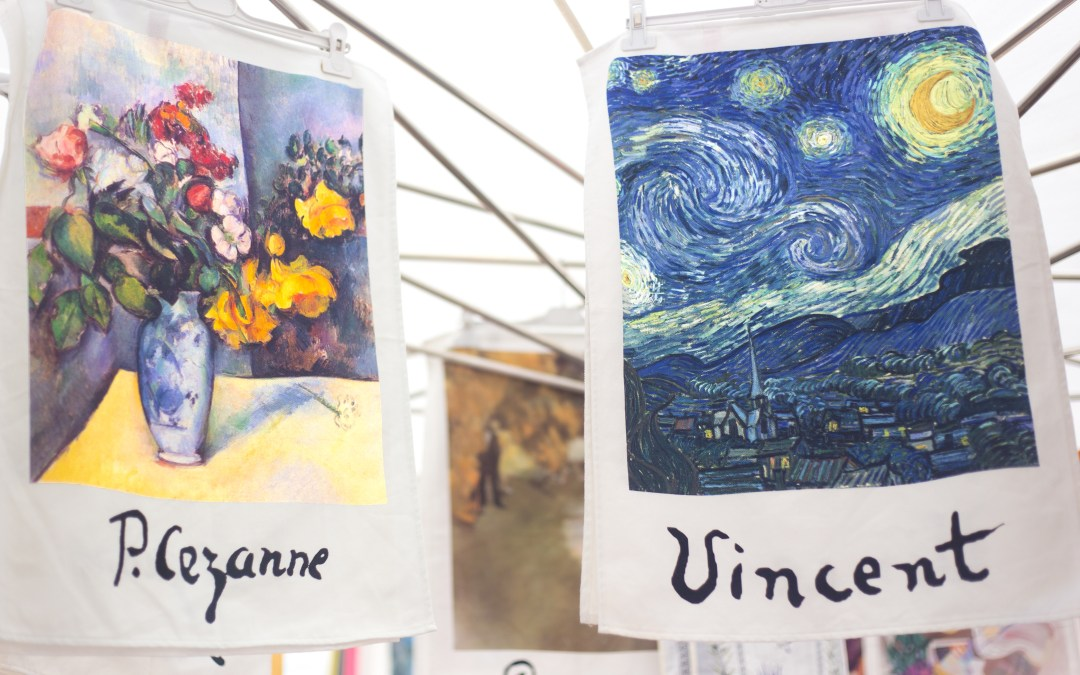 What We Can Learn From Vincent Van Gogh About Happiness