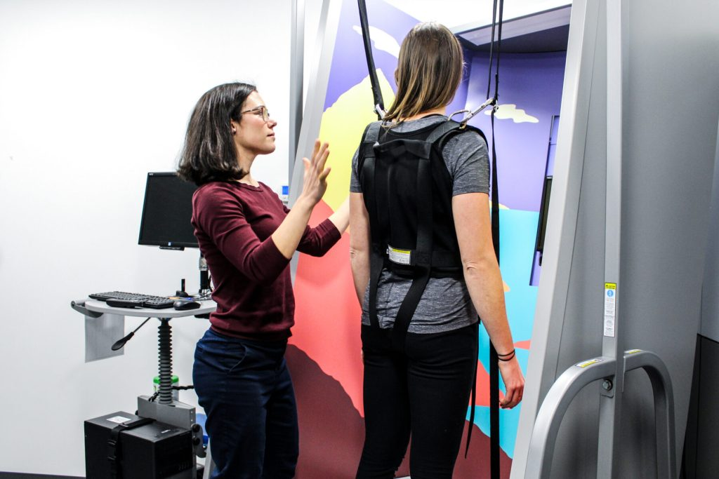 Balance testing in Surrey with Surrey Neuroplasticity Clinic