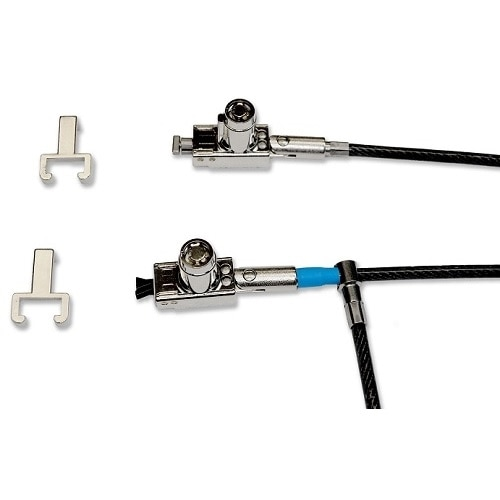 Noble Double Head Wedge/T-bar Lock with Barrel Key and