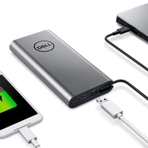 Dell Notebook Power Bank Plus - USB-C, 65Wh - PW7018LC