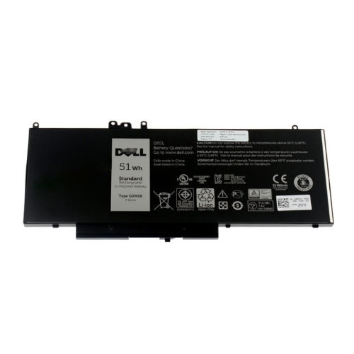 【Dell】デル Primary Battery - Kit - ノートパソコンバッテリー - 1 x リチウムイオン 4セル 51 Wh - Dell Latitude E5450, E5550 用
