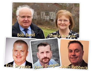 Our elected Councillors