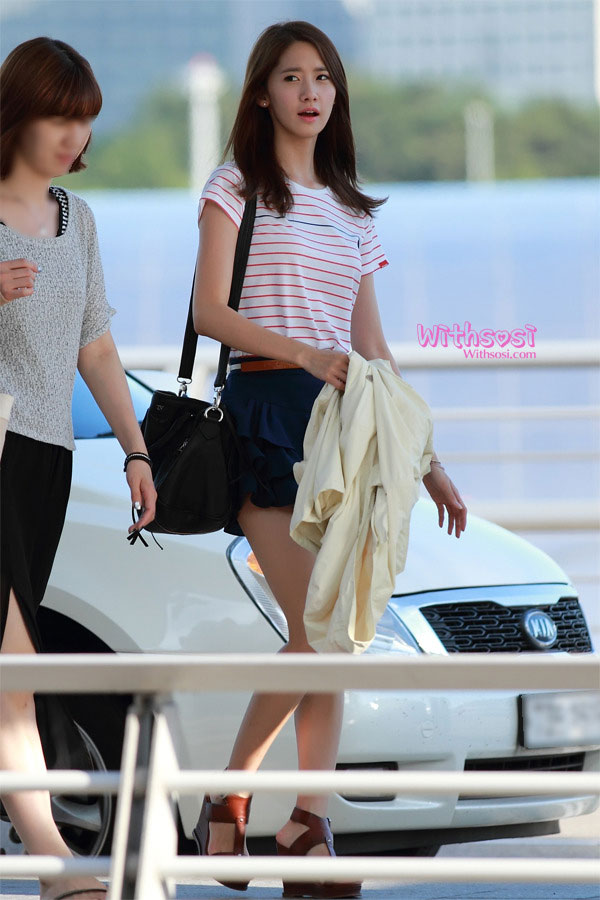 SNSD Yoona Incheon Airport