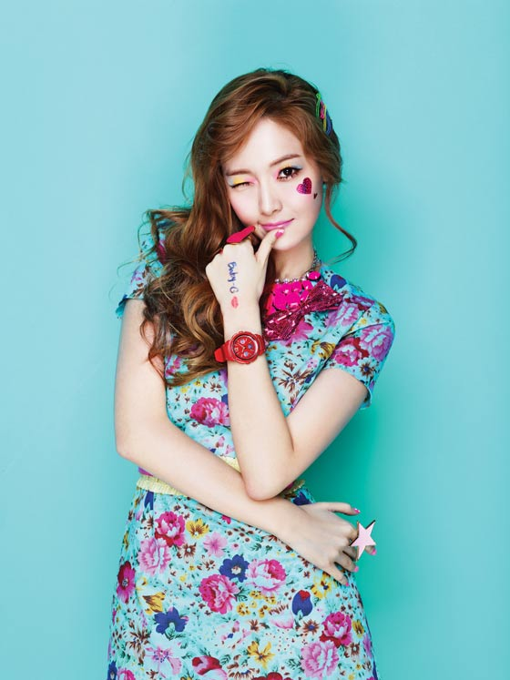 Snsd Jessica Kiss Me Baby G
