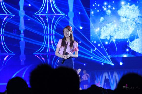 SNSD Tayeon Japan Arena Tour 2013