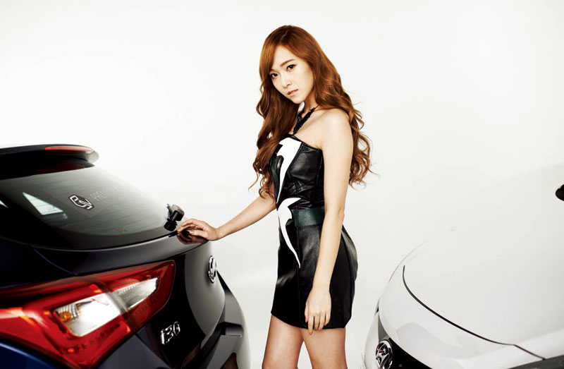 Snsd Jessica Hyundai PYL endorsement